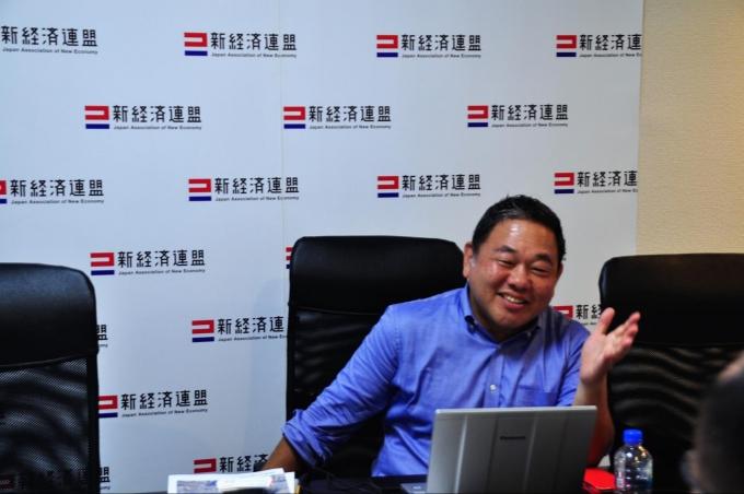 新経済連盟セミナー「新学習指導要領の目玉「アクティブラーニング」その最先端を知る!」に代表取締役社長・宮地勘司が登壇いたしました