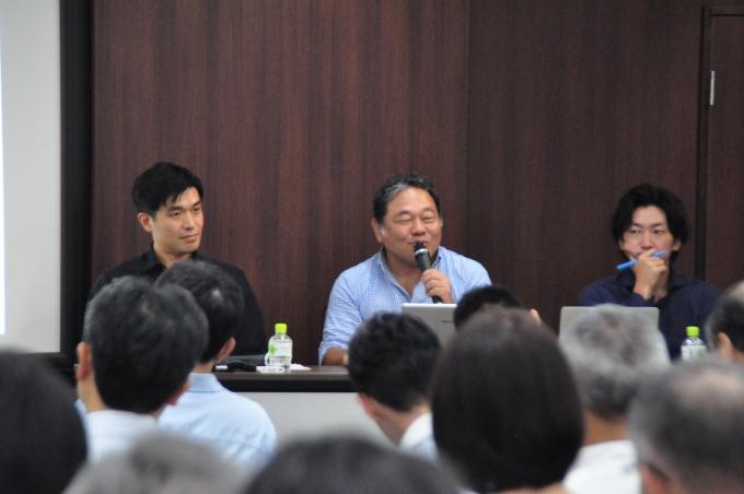 「第16回 一橋ビジネスレビュー・スタディセッション「教育改革のニューウェーブ」」に代表取締役社長・宮地勘司が登壇いたしました