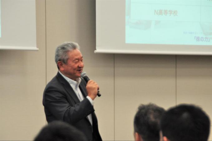 三菱UFJモルガン・スタンレー証券株式会社 代表取締役社長 荒木三郎様