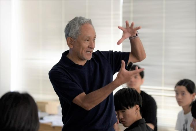 法政大学大学院 教授・一橋大学イノベーション研究センター 特任教授 米倉誠一郎氏