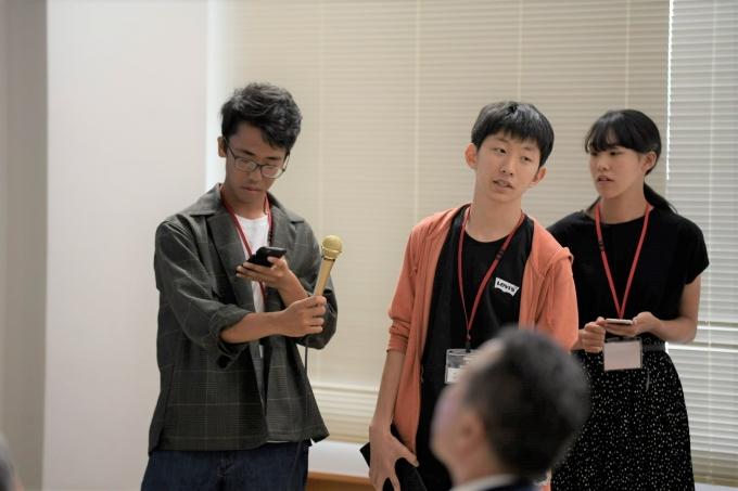 中学生・高校生・高専生のためのチャレンジプロジェクト「第4回 パワー・オブ・イノベーション2019 in 東北」(POI)が開催されました
