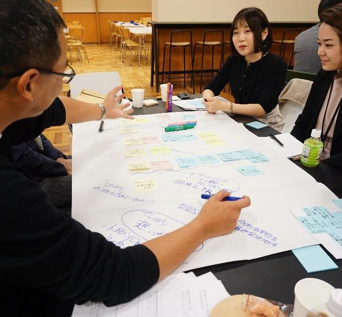 企業人が共に学び合う探究型ワークショップ「第5回CAミーティング」を開催しました。