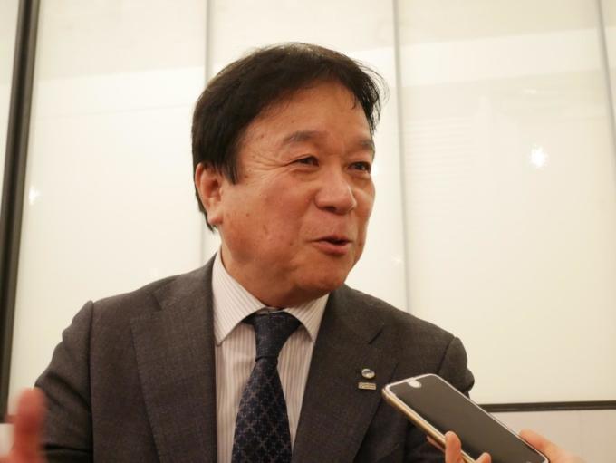 常翔学園中学校・高等学校 校長 北尾元一先生